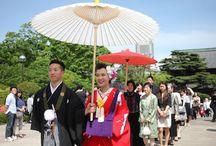赤い糸wedding / 縁ある増上寺の寺社フェス「向源」で、和の心を伝える仏前挙式