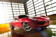 Alfa Romeo-Disco Volante Touring Concept 2012