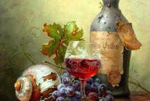 масло вино