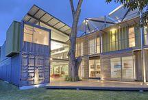 8 Módulos / Las viviendas modulares poseen equilibrio entre el diseño, la durabilidad y la utilidad bajo la optimización de recursos.