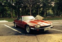 My Xjs / I have been lucky enough to buy one of my favourite cars, the Jaguar Xjs. So here's a few random shots of my big cat.