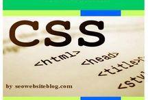 web design- CSS tutorials