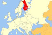 Maantieto Pohjoismaat
