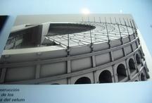 Textile architecture - Velarium