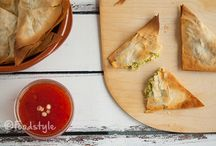 FoodStyle - SavorySnackStyle / All the savory dishes that can be found on FoodStyle