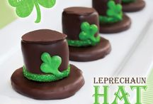 St. Patrick's Day S'mores Ideas / This St. Patrick's Day, find yummy recipes, giftables and DIY projects for your friends, family, teachers etc. using our favorite food group: S'mores!