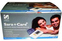 BP Monitor / Gadgets On Demands sells Blood Pressure Monitor which is full automatic inflation and deflation. Its memory stores upto 120 measurements and has large and clear display and low battery indicator. It is auto shut-off and has affordable price.