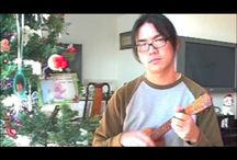 Songs I'd Like To Learn On The Ukulele / by Sarah Chong