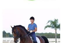 Equine Assisted Activities and Therapies / Activities, lesson plans, ideas and fun for EAAT! / by Brooke Waldron