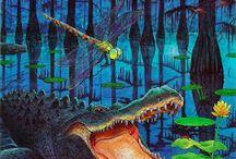 John Fogerty Blue Moon Swamp Tour 1997