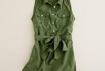 Wardrobe Wishes / by Laura Stroy