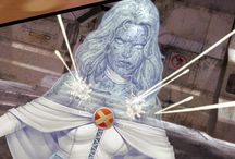 Emma Frost / Diamonds are a girls best friend