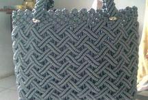 macrame bags
