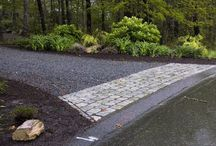 Home deco / Driveway pavings