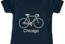 Chicago, Illinois Baby Clothing