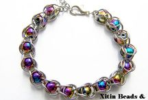 Xitin Jewelry Chainmaille (selfmade) / Selfmade Chainmaille Jewelry