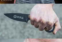 Nože a ostatní - Knives and other / The right man is to have a knife.