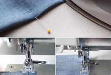 Sewing - How to Dart