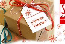 felices fiestas Papelería Segarra / navidad,