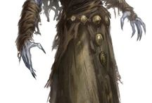 RPG Monsters and Villains