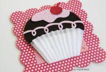 Cupcake Liners Crafts
