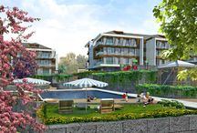 Real Estate Turkey / http://alanyaistanbul.com/residential-project-in-turkey-yelwa-yalova/