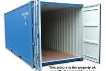 shipping containers (10psd)