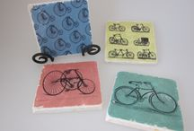 Marble decoration / tiles, coasters, gifts