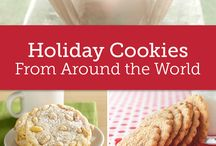 Holiday Recipes From Around The World / Here you'll find all sorts of tasty, fun, and even some healthy recipes that can help you celebrate the holidays no matter where you are in the world. Share your favorite recipe with us.