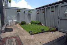 Traditional Landscape/Yard Design