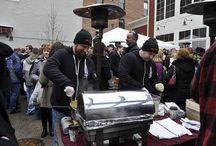 Saratoga Chowderfest / Chowderfest is an outdoor, town wide celebration of chowders!