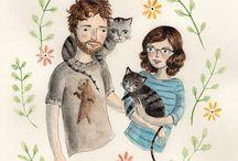 Illustration: Group Portraits