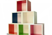 Cubed Shelving