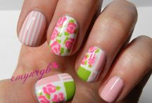 Makeup, Nails and Hair / Makeup finds and pretty nail polish designs...and beautiful hairstyles!