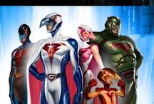 Japanese Superheroes