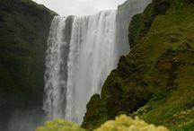 Iceland waterfalls / Iceland waterfalls nature, Iceland waterfalls beautiful places, Iceland waterfalls travel, Iceland waterfalls posts