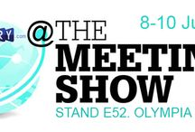 #venuedirectory @ #themeetingshow 2014 @ #olympia London / Join @venuedirectory +@JurysInnsHotels in @MeetingsShow  2014, Stand E52 @olympia_london