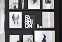 black art wall