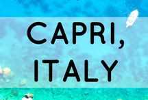 Capri Positano Amalfi