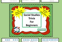 Elementary Social Studies / Ideas and products to teach elementary social studies.