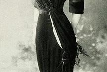 1910's Fashion - Women