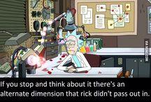 Rick&Morty *wubba lubba dub dub*