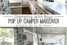 Camping / by Carolyn Upton