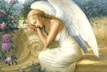 ~Angels and Faeries~  / by Puddin Pie