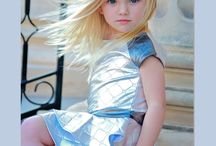 Dolls and Divas Couture / Fabulous Party Dresses for your little princess or budding fashionista!  Great for the holidays, too!  We just love them!