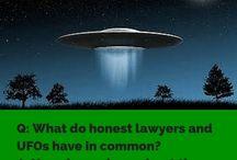 Legal Humor / Lawyer jokes, judge jokes.