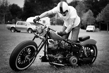 Kris Kustom / A french motorcycle customer ! The best ! / by Julien Ducerf
