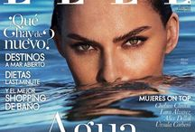 Elle Spain -Elle Spain June 2015 Covers