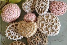 Piedras tejidas